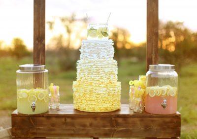 lemoniada na wesele